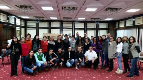 Обучение на ромските медиатори в София по Компонент 3 от Програма