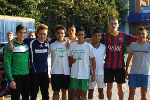 Footbal tournament