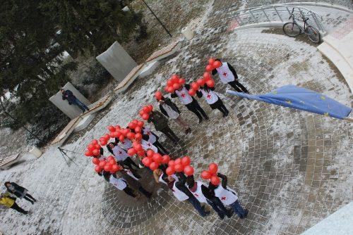 1 декември - Световен ден за борба с ХИВ/СПИН