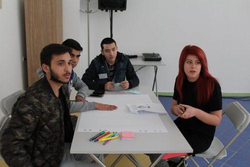 Младежки обмен в Младежки център Добрич.