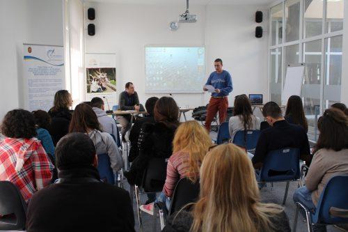 Завърши стажантската програма на Младежки център - Добрич