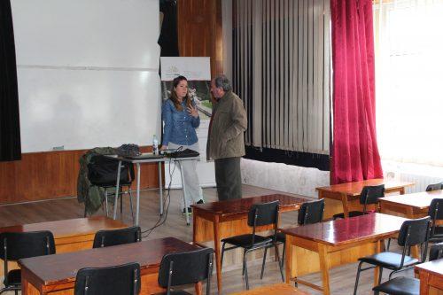 Неформално обучение на тема