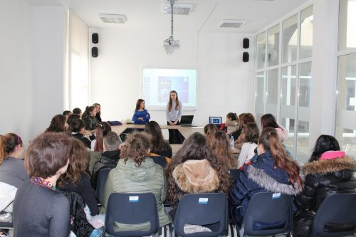 Meeting in Youth Center - Dobrich of the Children's Council