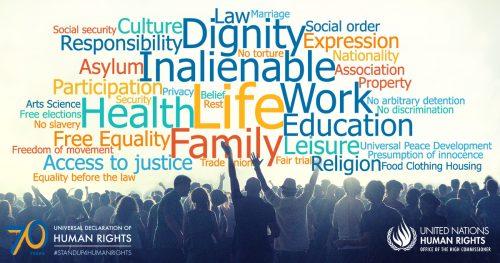 Младежки център – Добрич отбелязва 70 години от обявяването на Всеобщата декларация за правата на човека
