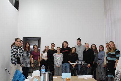 Нов състав на Консултативен съвет към Младежки център - Добрич