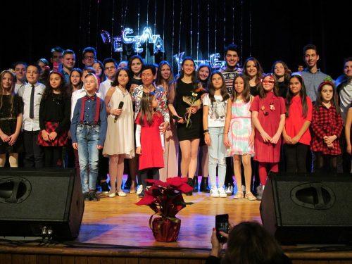 """Коледeн концерт на Студио """"Сарандев"""" – светлина от звук и емоция"""