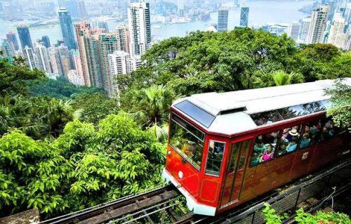 Непознатият Хонг Конг