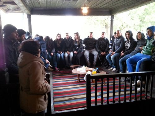 Visit to the Ethnographic house